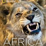libro de National geographic Africa por Juan Rodrigo