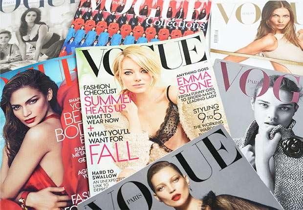 revistas moda