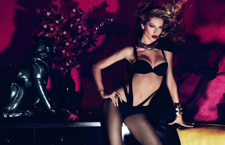 Gisele Bundchen para Vogue Turquía 2011 by Met & Marcus